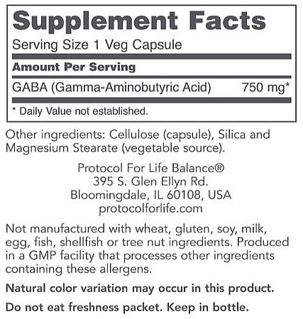 Gaba 750 mg