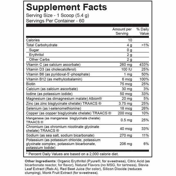 Electrolyte Supreme Berry-Licious